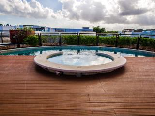 Great Flat in Amazing Area H104A - Playa del Carmen vacation rentals
