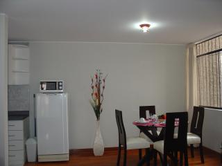 FULLY FURNISHED 1-BEDROOM APARTMENT MIRAFLORES 202 - Lima vacation rentals