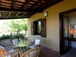 ZINGARO SICILIANO: stunning villa 200 meters to the sea - Custonaci vacation rentals
