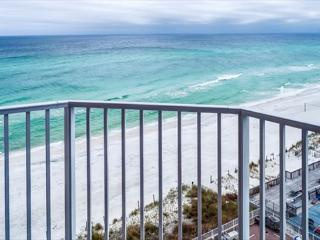 BEACHFRONT FOR 6! 7TH FLOOR WITH GREAT VIEWS! OPEN 10/4-11! TAKE 15% OFF! - Panama City Beach vacation rentals
