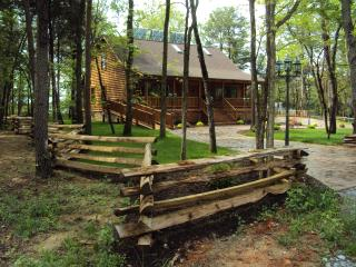 Spotted Fawn Luxury Cabin Getaway - Shenandoah vacation rentals