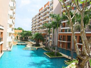 2 bedroom 70sq.m flat in the Paradise park condoID-719/720-3 - Jomtien Beach vacation rentals