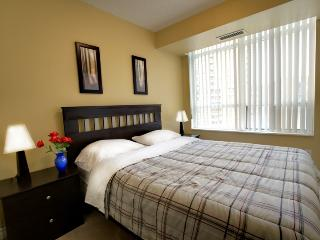 Executive Stay at Ovation Towers - Square One - Mississauga vacation rentals