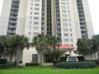 Brighton Towers  Lovely 2 BR-2BA Oceanfront Condo - Myrtle Beach vacation rentals