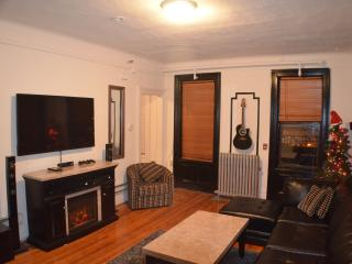 4 bedroom penthouse apartment at best location - Hoboken vacation rentals