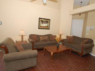3 Bedrooms, 2 Baths Tuscan Hills home with Gameroom! - Orlando vacation rentals