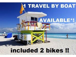 Miami beach, near beach+trip boat available ! - Miami Beach vacation rentals