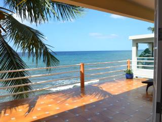 OCEANFRONT 3 bedrooms tropical rental - Aguada vacation rentals