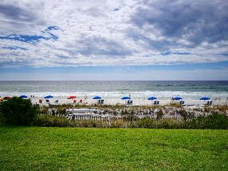 Crystal Villas A-3 - Book Online!  Beachfront in Crystal Beach! Low Rates! Buy 3 Nights or More Get One FREE! - Destin vacation rentals