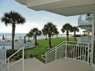 LUXURY OCEANFRONT - Two bedroom, two bath Condo 1 MONTH RENTAL - Ormond Beach vacation rentals