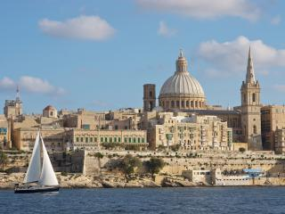063 Bastion Views Sliema 2-bedroom Apartment - Sliema vacation rentals