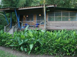10 min drive from Domi to Cabina Guanacaste - Dominical vacation rentals