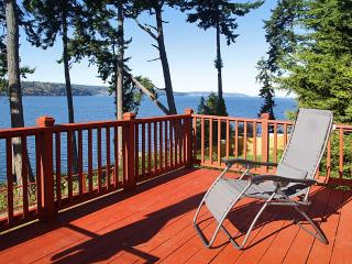 Whidbey Island Water Front Beach House - Whidbey Island vacation rentals