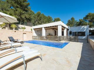 Cosy holiday villa in Ibiza  for up to 8 people with private pool - ES-1075628-Sant Josep de Sa Talaia - Sant Josep De Sa Talaia vacation rentals