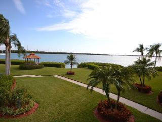Bahia M-203  WOW!  All New and Beautiful 2nd floor with pool & bay views! - Tierra Verde vacation rentals