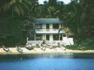 As it was when the house was built. Now we have given it a brighter color - Modern Upstair Beach House in a fishing village - Mirissa - rentals