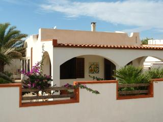 Spacious house with terrace, 50M from the beach and close to famous Greek ruins - Santa Tecla vacation rentals