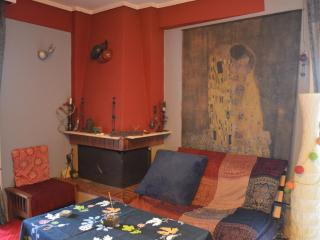Sunny apartment with great view - Thessaloniki vacation rentals