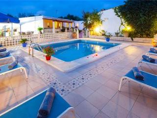 Holiday house for 12 persons, with swimming pool , in Sant Antoni de Portmany - Sant Antoni de Portmany vacation rentals