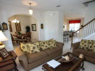 TF6P2640ML Elegant and Spacious Orlando Vacation Villa with Jacuzzi - Intercession City vacation rentals