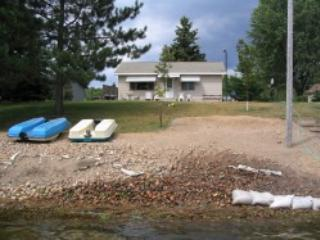 A 3 Bedroom Escape Lakefront Vacation Home - Pickerel vacation rentals