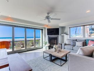 San Juan 1- NEW Oceanfront Luxury 3BR Home - San Diego vacation rentals