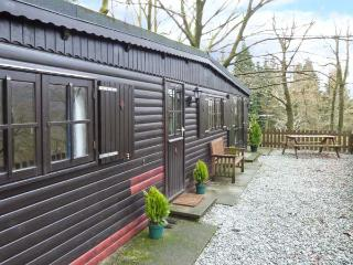 TARN MOSS pet-friendly cabin, swimming pool, Jacuzzi, great views, ideal location, Ambleside Ref 903692 - Ambleside vacation rentals