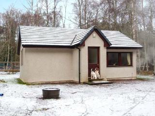 MORISTON, on-site fishing, Sky TV, river views, dog-friendly, lodge near Invermoriston, Ref. 904631 - Loch Ness vacation rentals