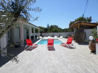 Private Heated Pool Villa Beach Pool Natural fully available - Sainte Lucie De Porto Vecchio vacation rentals