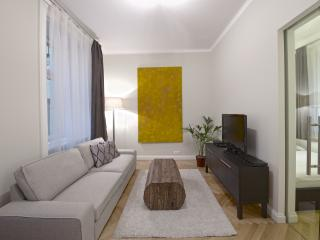 One-Bedroom Hip Apartment - Prague vacation rentals