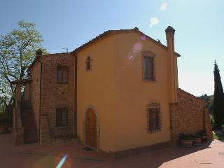 Farmhouse Apartment Geltruda - Montaione vacation rentals