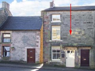 HAROLD'S HOUSE, over three floors, woodburning stove, WiFi, garden, in Longnor, Ref 23093 - Peak District vacation rentals