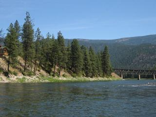 Clark Fork River Lodge - St. Regis vacation rentals