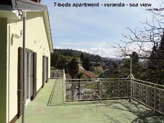 Great views apartment in the centre of Portoroz - Portoroz vacation rentals