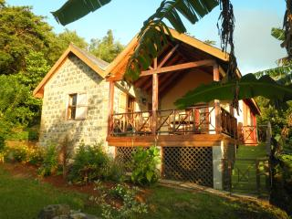 Little Cocoa - a unique, hideaway holiday cottage - Saint David vacation rentals