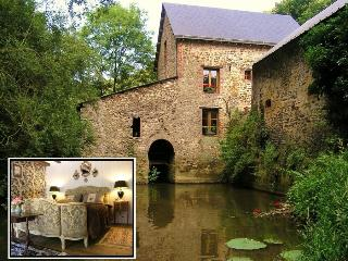 B&B and Cottage in old watermill - Western Loire vacation rentals