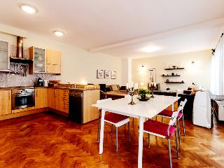Liszt 3 - 2 bedroom apartment with terrace, A/C, Wifi 135 sqm - Budapest & Central Danube Region vacation rentals