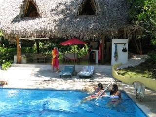 Nosara Beach Front Almost! 2 Minutes to Surf & Beach,Beautiful Family Compound - Nosara vacation rentals