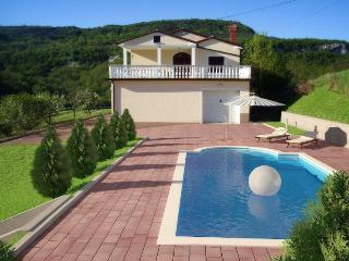 Traditional-modern Villa Marija SPECIAL OFFER 7=6 - Buzet vacation rentals