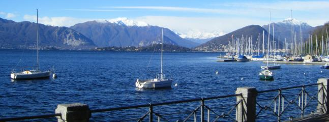 Awesome Apartment - with stunning views - Image 1 - Laveno-Mombello - rentals