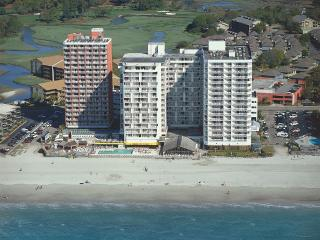 Sands Ocean Club Resort 2 Bedroom, 2 Bath Condo - Myrtle Beach vacation rentals