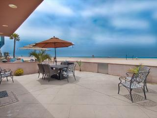 6602 A West Oceanfront- Lower 2 Bedrooms 2 Baths - Orange County vacation rentals