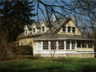 Charming Home - 8 acres on Fall Creek - Sleeps 7 - Ithaca vacation rentals