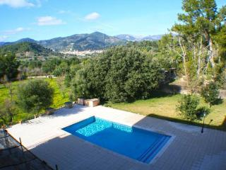 Finca Sa Mina: Nice house located on mountains - Puerto de Alcudia vacation rentals