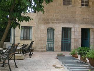 The Suita - Great Location with a Courtyard - Jerusalem vacation rentals
