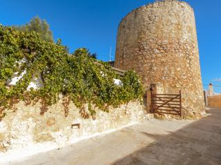 Beautiful emblematic house with it's tower,  big private pool and views over the bay - ES-1077200-Sant Antoni de Portmany - Ibiza vacation rentals