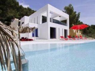 Modern villa with private pool, amazing view  and architecture, close to the beach  - ES-1077202-Santa Eulària des Riu - Cala Llonga vacation rentals