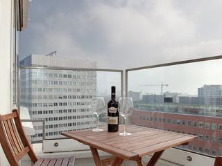 Light Luxury Studio Apartment In Amsterdam - Image 1 - Amsterdam - rentals