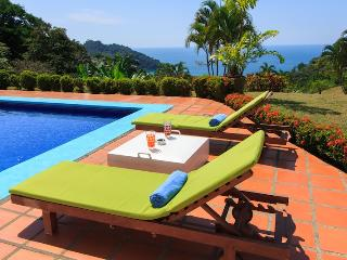4-Bed Private Resort, Chef Incl- 40% off for rest of Green Season 2014! - Manuel Antonio vacation rentals