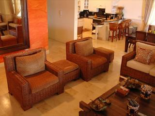 BEACH FRONT CONDO - Two Story Penthouse - Private Patio & Jacuzzi -  Views + - Cabarete vacation rentals
